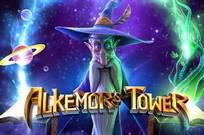 Играть на деньги в Alkemors Tower